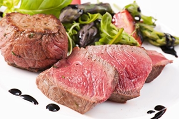 sous vide steak garen