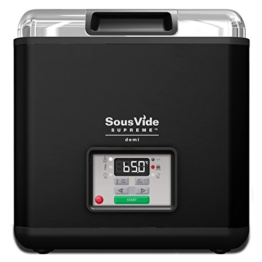 Vakuumgarer SousVide Supreme Demi, automatische Temperaturregulierung, SVD-00100 - 1