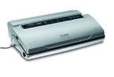 CASO VC 200 Vakuumierer mit Folienbox und Cutter (1390) / doppelte Schweißnaht / natürliches Aufbewahren ohne Konservierungsstoffe / inkl. 2 gratis Profi-Beutel & Vakuumierschlauch für Behälter -
